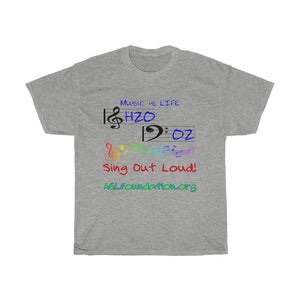 AGL Foundation Music is Life T Shirt