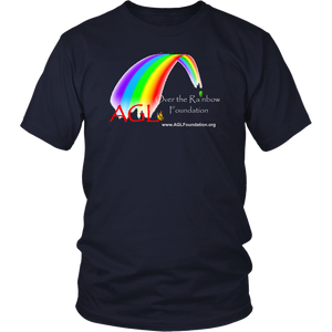 AGL Over the Rainbow Foundation T-shirt