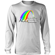 Load image into Gallery viewer, AGL Over the Rainbow Foundation Long Sleeve Shirt