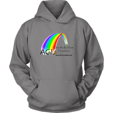 Load image into Gallery viewer, AGL Over the Rainbow Foundation Hoodie