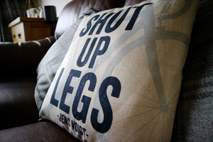 New Shut Up Legs Cycling Cushion Covers!
