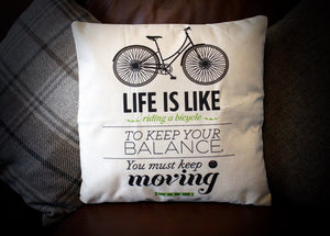 New Product  - Cycling Cushion Covers