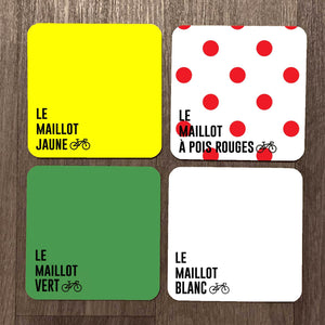 New Tour De France Coaster Sets!