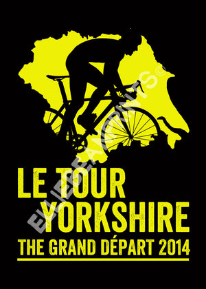 Le Tour Yorkshire Print Set (Set of 3 prints)