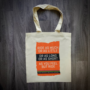 But Ride Cycling Tote Bag (Sample Sale)