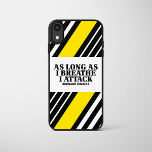 As Long As I Breathe I Attack Race Edition Phone Case
