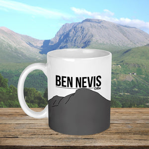 Ben Nevis Mountain Summit Mug