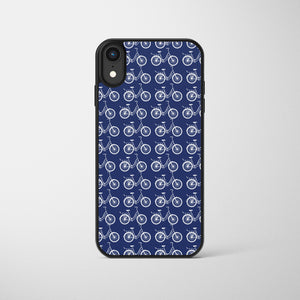 Coloured Bike Collage Cycling Phone Case