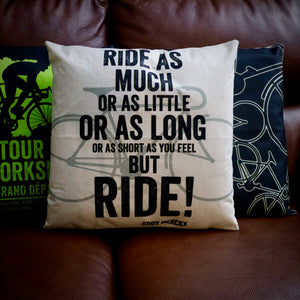 But Ride Eddy Merckx Cycling Cushion Cover