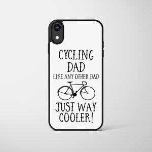 Cycling Dad Like Any Other Other Dad Just Way Cooler Phone Case