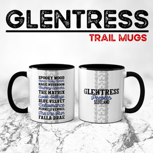 Glentress Mountain Bike Trail Mug