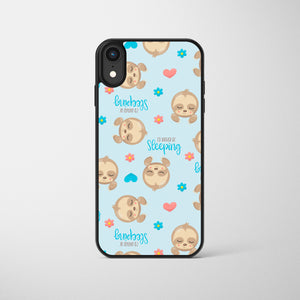 I'd Rather Be Sleeping Sloth Phone Case