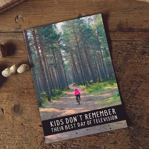 PDF Print Download | Kids Don't Remember Their Best Day Of Television