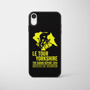 Le Tour Yorkshire 2014 Phone Case