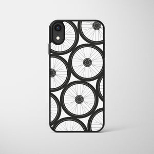 Bicycle Wheels.... Cycling Phone Case