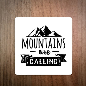 Mountains Are Calling Coaster