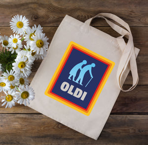 Oldi Tote Shopping Bag