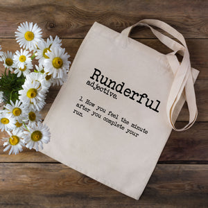 Runderful Tote Bag