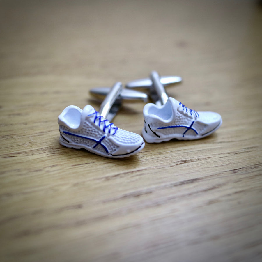 Running Shoes Trainer Cufflinks