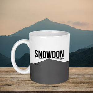 Snowden Mountain Summit Mug