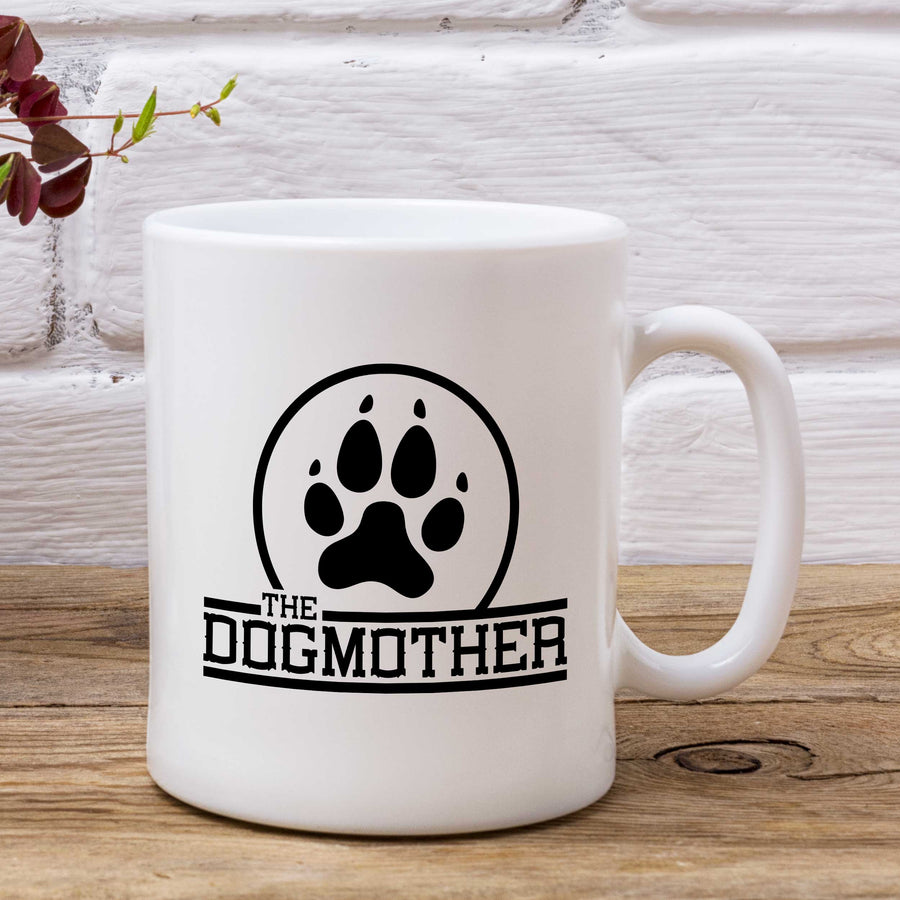 The Dog Mother Mug