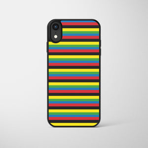 World Champ Stripes.... Cycling Phone Case