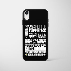 Yorkshire Dialect Phone Case