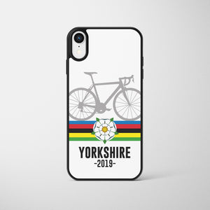 Yorkshire Cycling World Champs 2019 Phone Case