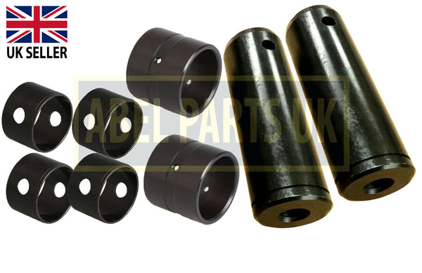 3CX - PINS AND BUSHES SLEW SWING (PART NO. 811/50482 831/10229 809/00177)