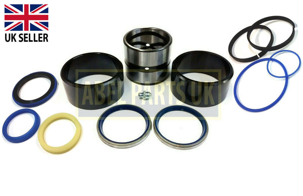 SLEW SWING RAM REPAIR KIT WITH SEALS (809/00177 991/00152 809/00137)