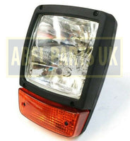 3CX - HEADLAMP ASSEMBLY FOR JCB LOADALLS (PART NO. 700/38400)