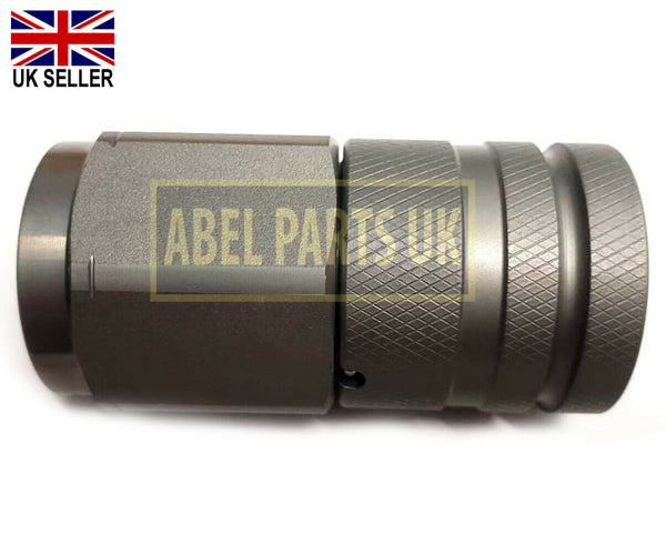 FEMALE Q/R COUPLING FOR JCB 3CX, 4CX, 1CX, ROBOT (PART NO. 45/911300)