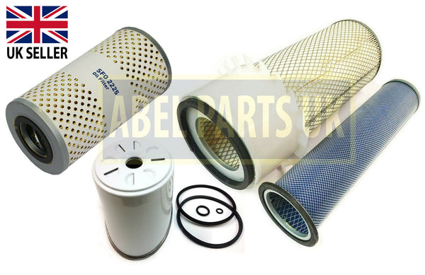 COMPLETE FILTER KIT FOR JCB 407 408 409 410 425 430 3CX 3D 3C 4C 520