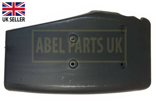 FRONT RIGHT FENDER MUDGUARD(BLACK) FOR 3CX, 4CX (PART NO. 123/03172)