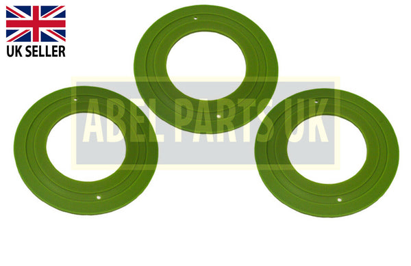 3CX KINGPOST THRUST WASHER 6MM 3PC'S (PART NO. 808/00207)