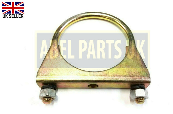 EXHAUST CLAMP FOR JCB TELEMASTER 435 410 412 525 530 540 807 806  (270/71000)