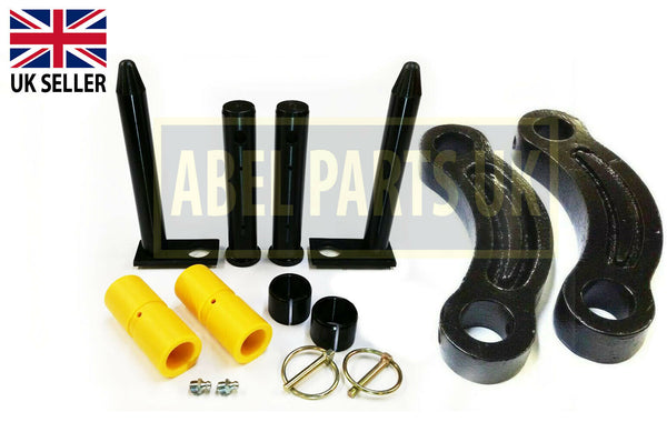 MINI DIGGER BUCKET REPAIR KIT WITH SIDE LINKS (911/23900, 811/50175, 331/38954)