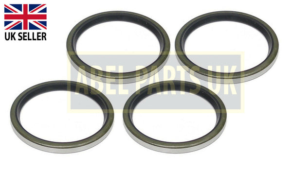 SEAL PIVOT PIN GREASE 4PC'S FOR VARIOUS JCB MODELS (PART NO. 813/00426)