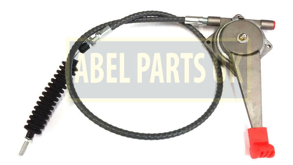 CABLE THROTTLE ASSEMBLY (PART NO. 910/42700)