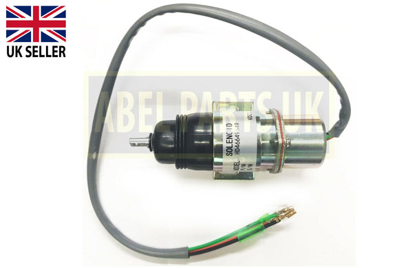 ENGINE STOP SOLENOID FOR MINI DIGGER 8060, etc. (PART NO. 716/30153)