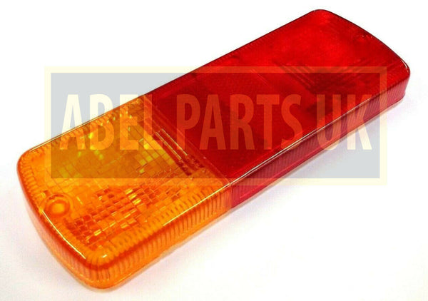 3CX 4CX -- LENS - REAR LAMP (PART NO. 700/37001)