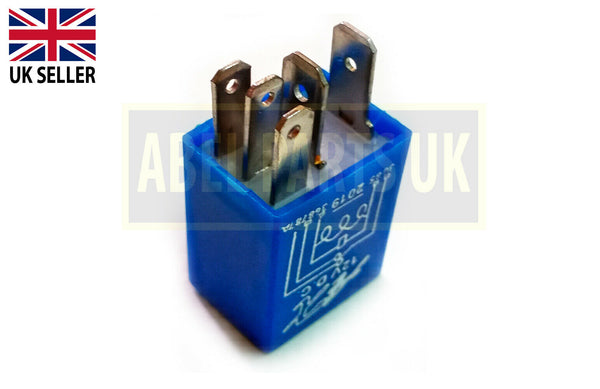 MICRO RELAY 12V HIGH CAPACITY (PART NO. 332/C3148)