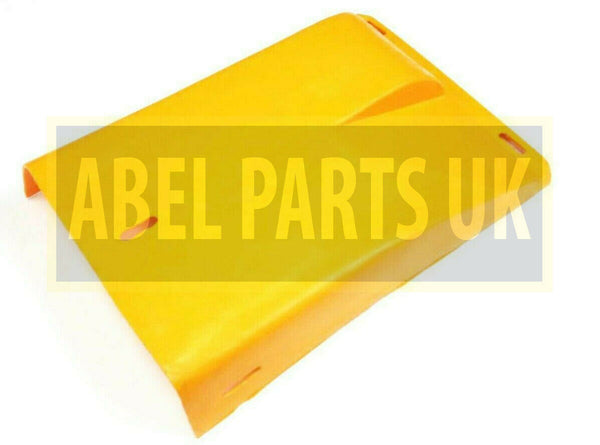 RIGHT HAND STONE GUARD YELLOW (PART NO. 123/05550)