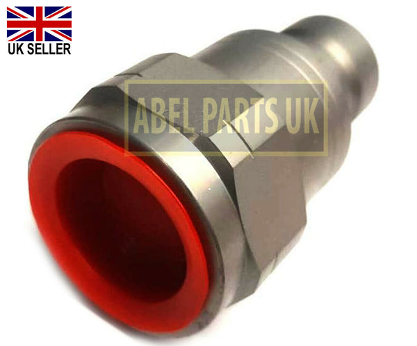MALE Q/R COUPLING FOR JCB 3CX, 4CX, 1CX, ROBOT (PART NO. 45/920069)