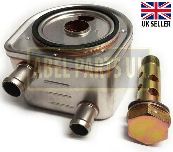 OIL COOLER FOR JCB 3CX, 4CX ETC. (PART NO. 02/202497)