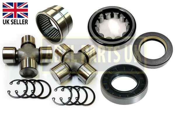FRONT AXLE SHAFT REPAIR KIT WITH UNIVERSAL JOINT (PART NO. 914/86202)