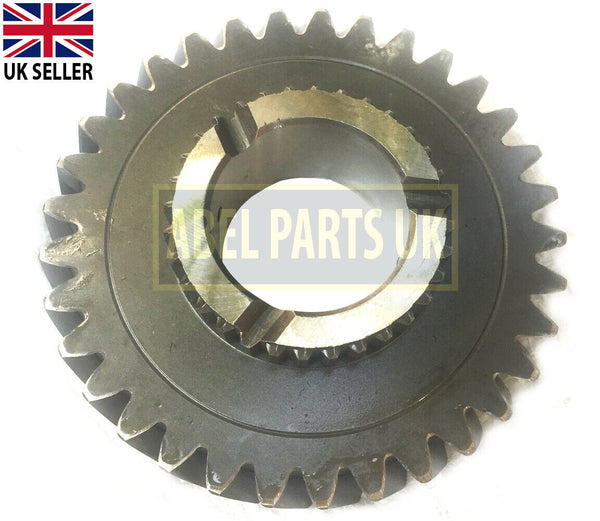 3RD GEAR 33T FOR JCB 3CX, 4CX LOADALL etc. (PART NO. 445/22605)