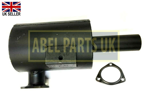 EXHAUST & GASKET FOR JCB 926, 930 (PART NO. 191/84000)