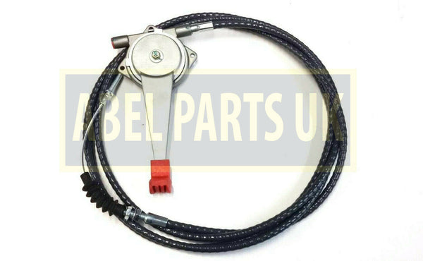 THROTTLE CABLE JCB FASTRAC 1125,1135,2115,2125,2135,2150 (PART NO. 910/50200)