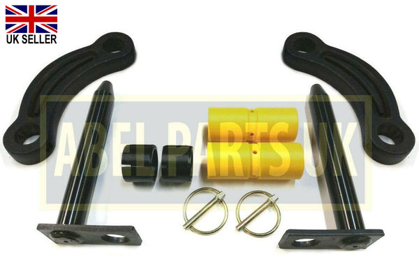 MINI DIGGER BUCKET PINS & BUSHES KIT WITH SIDE LINK FOR JCB